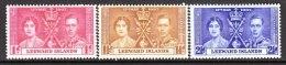 Leeward Islands 100-2  * - Leeward  Islands