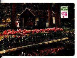 45 ORLEANS : Floralies Avril à Octobre 1967 - Orleans