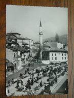 SARAJEVO Duradzik H. Ahmed Dzamija - Bascarsija / Anno 1956 ( Zie Foto Voor Details ) !! - Yougoslavie
