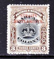 Straits Settlements  136  * - Straits Settlements
