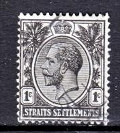 Straits Settlements  150   (o)  Wmk. 3 - Straits Settlements