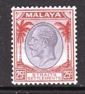 Straits Settlements  226   *  Wmk. 4 - Straits Settlements