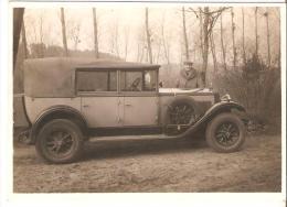 Fiat. Voiture Ancienne Avec Chauffeur. - Passenger Cars