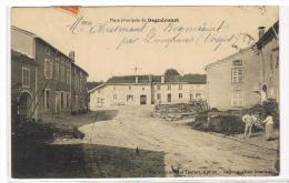 BEGNECOURT  Place Principale - France