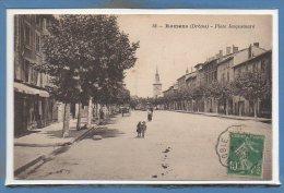 26 - ROMANS --  Place Jacquemart - Romans Sur Isere