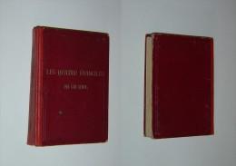 LES QUATRE EVANGILES EN UN SEUL Chanoine Alfred Weber Edition De Propagande ( Avec Cartes Et Plans ) - Religion