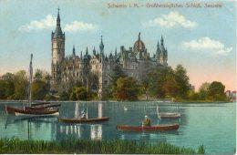 Allemagne. Schwerin. Grossherzogliches Schloss - Schwerin