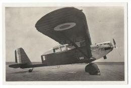 "ISTRES AVIATION (Bouches Du Rhône) - "" BERLINE BREGUET 27"" - 1919-1938: Entre Guerres"