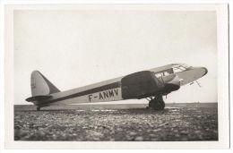 """ISTRES AVIATION (Bouches Du Rhône) - """"POTEZ 56"""" - Avion Postal Léger - 1919-1938: Entre Guerres"""