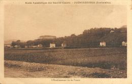 FUENTERRABIA - ECOLE APOSTOLIQUE DES SACRES COEURS - L'ETABLISSEMENT VU DE FRANCE - Guipúzcoa (San Sebastián)