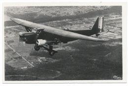 """ISTRES AVIATION (Bouches Du Rhône) - """"FARMAN-MULTIPLACE""""  - Avion Quadrimoteur En Vol - 1919-1938: Entre Guerres"""