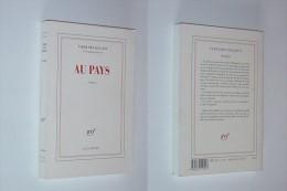AU PAYS Tahar Ben Jelloun GALLIMARD - Non Classés