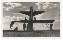 ISTRES AVIATION (Bouches Du Rhône) - Mefait Du Mistral - Avion Accidenté - 1919-1938: Entre Guerres
