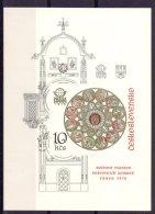 Mwt029 FAUNA DIERENRIEM VISSEN LEEUW SCHORPIOEN STEENBOK ZODIAC ASTROLOGY TIERKREIS ZODIACO CESKOSLOVENSKO 1978 PF/MNH - Astrologie