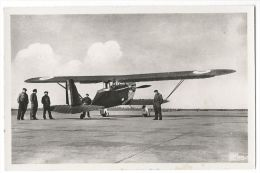 """ISTRES AVIATION (Bouches Du Rhône) - """"BREGUET 27""""  - Avion De Reconnaissance Et De Bombardement - 1919-1938: Entre Guerres"""