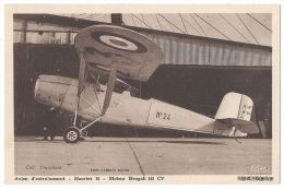 "ISTRES AVIATION (Bouches Du Rhône) - ""HANRIOT 16"" - Moteur Bengali - 145 Cv - 1919-1938: Entre Guerres"