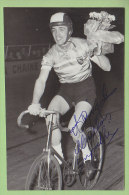 Albert BRIQUET, Autographe Manuscrit, Dédicace. 2 Scans. CSO - Cyclisme
