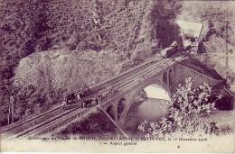 Catastrophe Du Tunnel Du POUCH: Entre ALLASSAC Et ESTIVAUX- ASPECT GENERAL - Non Classés