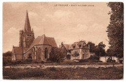 CP, 02, BUCY-le-LONG, LE PRIEURE, Vierge - France