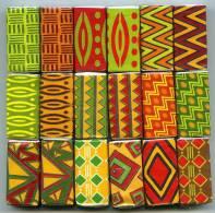 SUCRE - SUCRES - SUGAR - BEGHIN SAY -  AFRIQUE - SERIE COMPLETE DE 18 SUCRES - Sugars