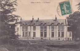 CPA CELY 77 LE CHATEAU - Francia
