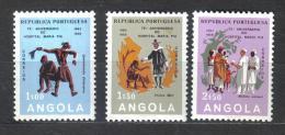 R692 - ANGOLA , La Serie N. 40/410  ***  MNH - Angola