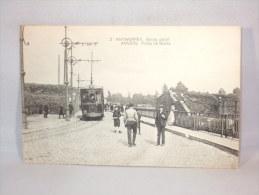 Antwerpen. Breda Poort. Porte De Breda. Tram. - Antwerpen