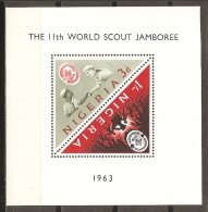 SCOUTS - NIGERIA 1963 - Yvert #H1 - MNH ** - Movimiento Scout