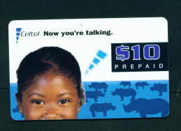 SIERRA LEONE - Remote Phonecard As Scan