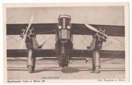 """ISTRES AVIATION (Bouches Du Rhône) - """"LIORE Et OLIVIER 206"""" - Avion Quadrimoteur - 1919-1938: Entre Guerres"""