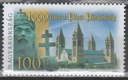 Hungary 2009. Pécs - Bishopric Stamp MNH (**) - Ungarn