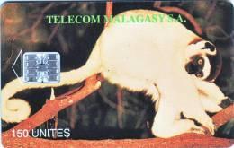 "***Télécarte De MADAGASCAR  ""Miasa Ho Anao""  150Units Vide  TTB  A Saisir *** N° Lot:00382116 - Madagaskar"