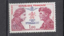 Francia   -   1973. Celebri Paracadutisti Francesi.  Famous French Paratroopers. - 2. Weltkrieg