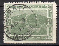 Tasmania Cancel ULVERSTONE APRIL 3, 1911 (A8) - Gebraucht