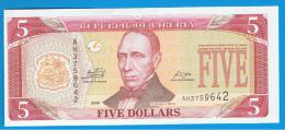 LIBERIA - 5 Dolar 2009 SC - Liberia