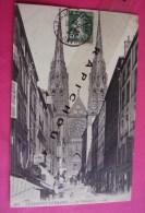 CPA - CLERMONT-FERRAND - La Cathédrale - Eglises Et Cathédrales