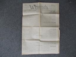 """7082bis-GIORNALE-""""LA PROVINCIA""""-CREMONA-NUMERO 48 DEL 27 FEBBRAIO 1920 - Livres, BD, Revues"""