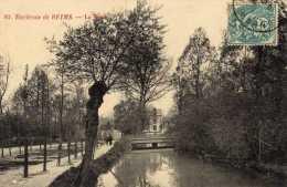 51 Environs De REIMS  La  Vesle - Reims