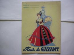 FLEUR DE GAYANT LA PLUS BLANCHE DES FARINES - Protège-cahiers