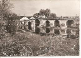 """16 CHATEAUNEUF SUR CHARENTE """" En Passant Par..."""" Le Pont Sur La Charente - Chateauneuf Sur Charente"""