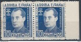 FET36-LM099TCSC.Sin Valor Postal..JOSE ANTONIO PRIMO DE RIBERA.Falange.1938. (Galvez 36**)en Nuevo.RARO - Sin Clasificación