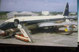 BOAC    B 707 436    G APFC - 1946-....: Era Moderna