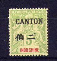 CANTON - N° 20* - TYPE GROUPE