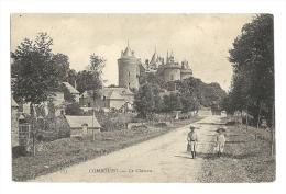 Cp, 35, Combourg, Le Château - Combourg
