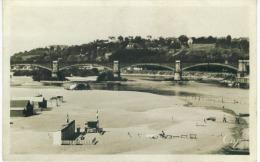 CPSM 58 Nevers La Plage  En 1948 - Nevers