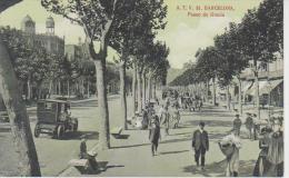 (BCN9 ) BARCELONA. PASEO DE GRACIA  ++ A.T.V. 31 - Barcelona