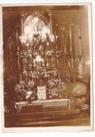 Ecuador Riobamba Iglesia Angels Photo Tarjeta Postal  Vintage Original Postcard Cpa Ak (W3_1796) - Ecuador