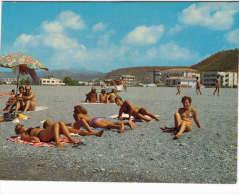 Italie - Nocera Terinese - Spiaggia - Femmes Allongées Sur La Plage - Italia