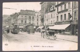 ELBEUF . Rue De La Barrière . - Elbeuf