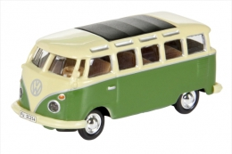 Schuco 25999, VW T1 Samba, 1:87 - Véhicules Routiers